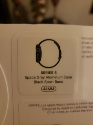 Apple watch Series5 44mm for Sale in Orlando, FL