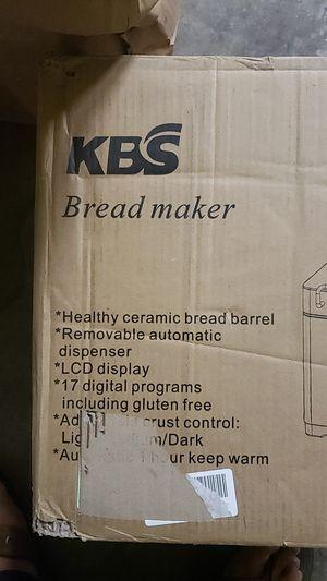 Bread maker mbf 0-10 for Sale in Pomona, CA