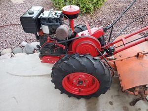 Tiller Vintage Simplicity walk behind tractor Restored for Sale in Mesa, AZ