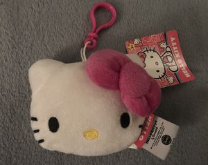 New Hello Kitty Soft Plush Keychain for Sale in Sterling, VA