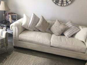 Beige sofa in great condition for Sale in Las Vegas, NV