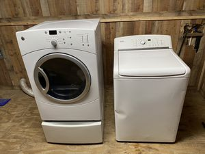 Kenmore & ge set. (He) for Sale in Knoxville, TN