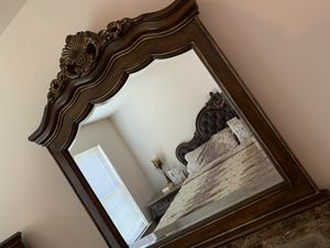 Kind Size bedroom set $3800 OBO for Sale in Utica, MI
