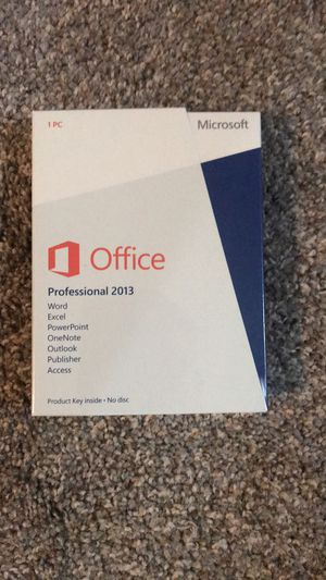 Office Professional 2013 for Sale in Lakewood, CO