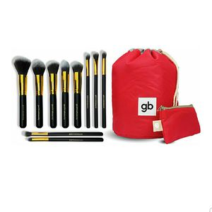 Geoline Beauty 5.0 out of 5 stars  6Reviews GEOLINE BEAUTY Makeup Brush Set & Cosmetic Travel Bag for Sale in Ashland, WI