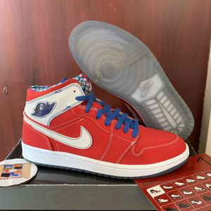 AIR JORDAN 1 RETRO LIMITED SERIES SIZE 9.5 for Sale in College Park, MD