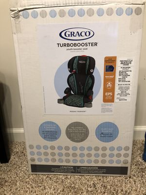 Graco Turbobooster booster seat for Sale in Columbus, OH
