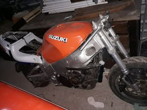 Gsxr 750 project for Sale in Bacliff, TX