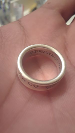 Tiffany & CO 1837 ring for Sale in Phoenix, AZ