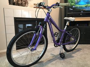 "Girl's 24"" SPECIALIZED HOTROCK 7-Speed (24-inch Wheels) for Sale in Portland, OR"