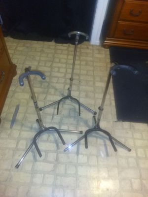 On Stage Guitar Stands for Sale in San Angelo, TX