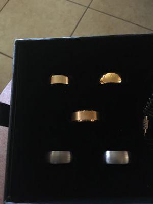 Jewelry wedding ring for men! for Sale in Phoenix, AZ