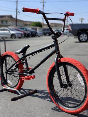 Free Agent Novus Bmx Bike for Sale in Los Alamitos, CA