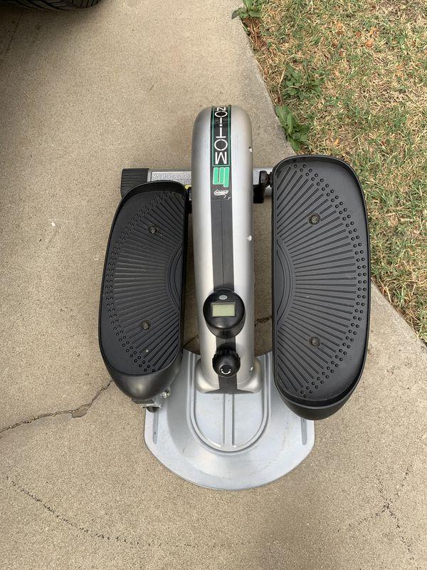 Elliptical Pedal Machine
