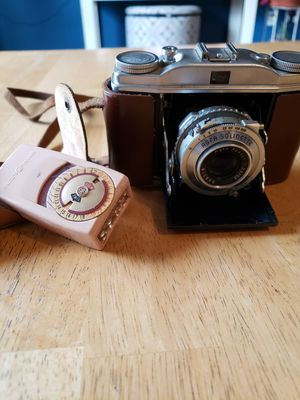 Folding Afga Solinette 3.5 Lens Camera for Sale in Gresham, OR