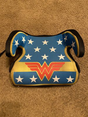 Wonder Woman Booster seat in good condition. for Sale in AZ, US