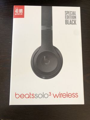 BEATS SOLO 3 for Sale in Irvine, CA