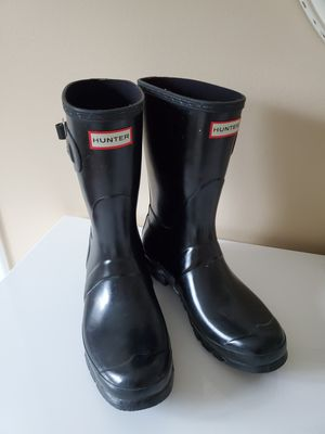 Hunter rain boots Size 10 for Sale in Palos Hills, IL