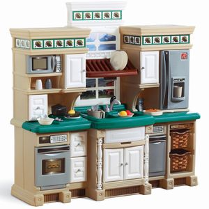 Step 2 Deluxe lifestyle dream play kitchen excellent great condition for Sale in Montgomery Village, MD
