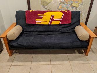 Futon couch for Sale in Dearborn,  MI