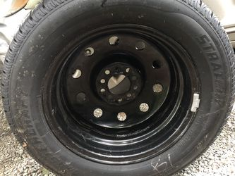 M+S 215/65r16 Spare Tire Toyota Sienna for Sale in Lake Forest Park,  WA