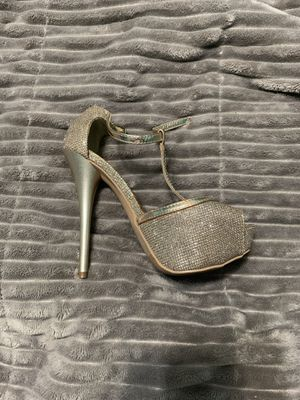 Champagne heels for Sale in Duncanville, TX