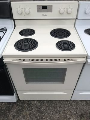 Whirlpool Electric Stove for Sale in Pittsburgh, PA