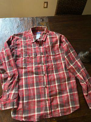 Patagonia Plaid Flannel Medium for Sale in Kirkland, WA