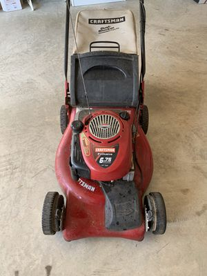 Gas Craftsman Lawn Mover for Sale in Severn, MD