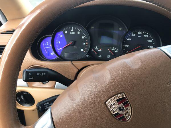 2005 Porsche Cayenne very clean