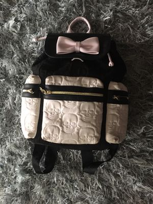 Betsey Johnson backpack/Purse for Sale in Port Richey, FL