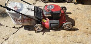 Craftsman mower excellent conditiom for Sale in Arlington, VA