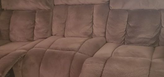 Recliner Sofa $80 ***No Delivery. Self Pickup *** for Sale in Austin,  TX