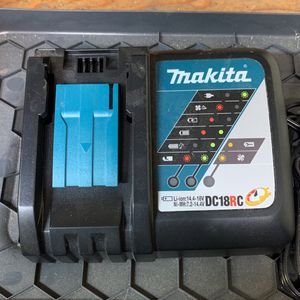 Makita Rapid Charger for Sale in St. Petersburg, FL