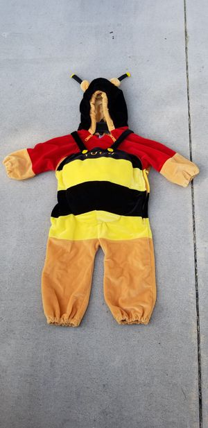 Disney Store Winnie the Pooh Honey Bee Plush Halloween Costume Baby 18 - 24 Months for Sale for sale  Nampa, ID