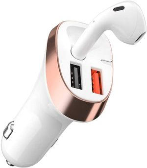 Joyroom Car Charger with Earphone for Sale in Pasadena, CA