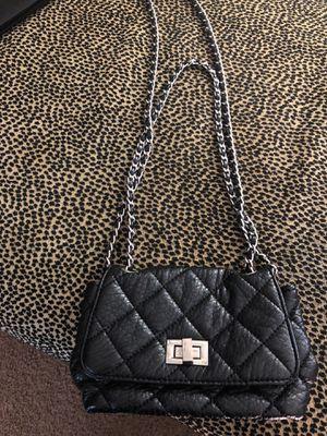 Black purse for Sale in Huntington Beach, CA