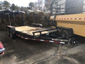 2014 Carry On 7x18 bobcat trailer 14gvw for Sale in Cumming, GA