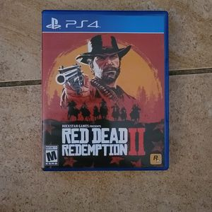 Ps4 Red Dead Redemption for Sale in Hialeah, FL