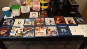 Blu-ray collection for Sale in Philadelphia, PA
