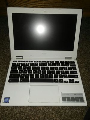 Acer chromebook with charger for Sale in Las Vegas, NV