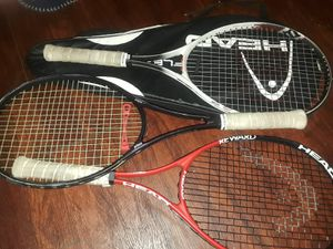 Wilson tennis rackets for Sale in Indianapolis, IN