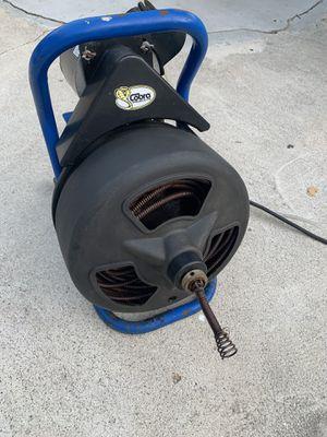 Plumbing Snake 50' for Sale in Norwalk, CA