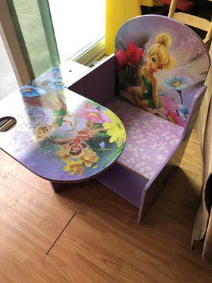 Disney Tinkerbell Kid Desk for Sale in Cypress, CA