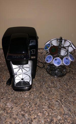 Keurig, K-Cup Spinner, & Reusable K-Cup for Sale in Clarksville, TN