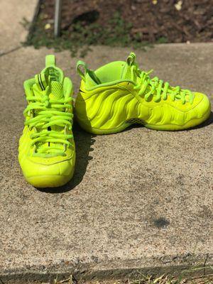 Neon Foams Size 9.5 for Sale in Newport News, VA
