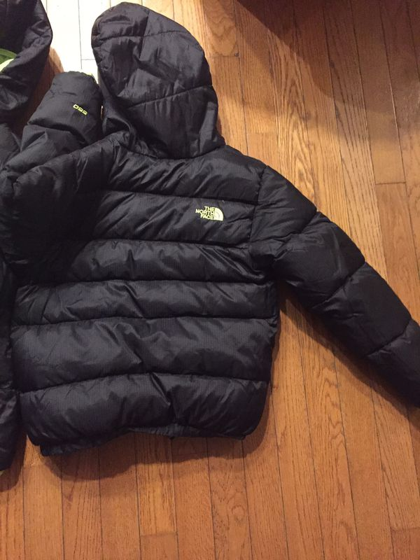 North Face reversible winter coat