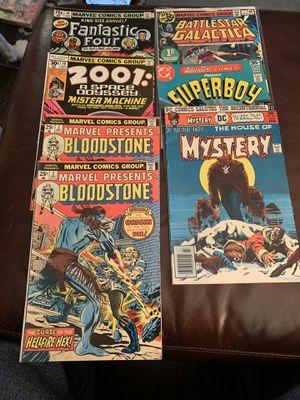 Vintage comics bundle for Sale in Stoughton, MA