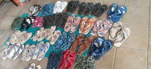 Vendo guaraches de mujer y ombre for Sale in Stuart, FL