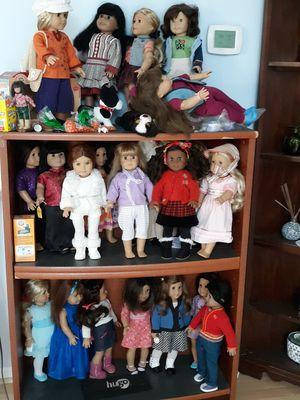 American Girl Dolls like new! for Sale in Ocean View, DE